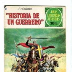 BDs: HISTORIA DE UN GUERRERO Nº 177 AÑO 1977 1ª EDIC.. Lote 41369779