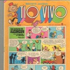 Tebeos: TEBEOS-COMICS CANDY - TIO VIVO - BRUGUERA - Nº 669 - DANI FUTURO *BB99. Lote 41428326