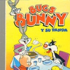 Tebeos: TEBEOS-COMICS CANDY - BUGS BUNNY Y SU PANDA - ALBUM Nº 9 - 1ª EDICION - 1984 *AA99. Lote 41439423