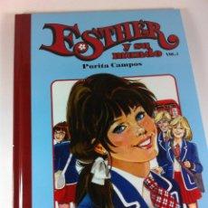 Tebeos: ESTHER Y SU MUNDO, VOLUMEN 1, PURITA CAMPOS, SALVAT. (2010). Lote 41442884