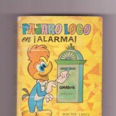 Tebeos: TELE INFANCIA Nº 67 EL PAJARO LOCO 1ª EDICION 1967 BRUGUERA. Lote 41481455