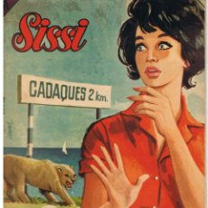 BDs: SISSI. SELECCION DE NOVELAS GRAFICAS. NUMERO 208. BRUGUERA . Lote 41486712