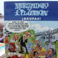 Tebeos: MORTADELO Y FILEMON. ED.B,SA.2003 ¡OKUPAS!. Lote 41500815