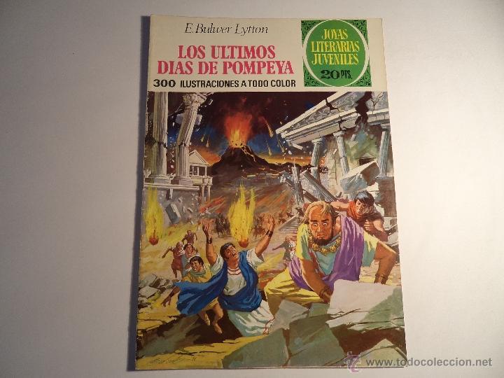 JOYAS LITERARIAS. Nº 25. BRUGUERA. (Tebeos y Comics - Bruguera - Joyas Literarias)