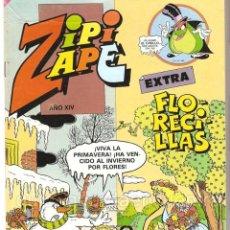 Tebeos: COMIC ZIPI Y ZAPE EXTRA FLORECILLAS AÑO XIV NUEVO Nº 84. Lote 41575713