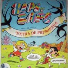 Tebeos: COMIC ZIPI Y ZAPE EXTRA PRIMAVERA AÑO XIV NUEVO. Lote 41575970