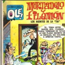 Tebeos: MORTADELO Y FILEMON**COLECCIÓN OLÉ**EDITORIAL BRUGUERA NÚMERO 124**1980. Lote 41656272