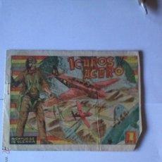 Tebeos: ICAROS DE ACERO Nº 35 , FAVENCIA ,AVENTURAS DE GUERRA. Lote 41656526
