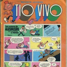 Livros de Banda Desenhada: TIO VIVO Nº 788 (1976). Lote 41671927