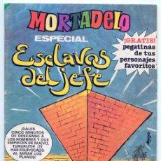 Tebeos: MORTADELO ESPECIAL - Nº 183 - ESCLAVOS DEL JEFE - ED. BRUGUERA - 1984. Lote 41755173