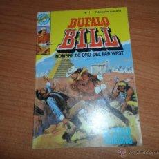 Tebeos: BUFALO BILL Nº 11 EDITORIAL BRUGUERA . Lote 41785126