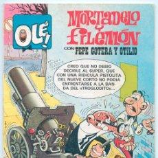 Tebeos: COLECCIÓN OLÉ! - MORTADELO Y FILEMÓN - ED. BRUGUERA - Nº 252 - 1ª EDICIÓN - 1982. Lote 41870110