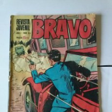Tebeos: BRAVO 1ª Nº 25 -T. Lote 41883629