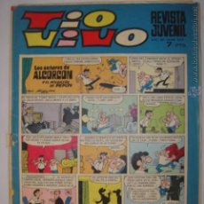 Tebeos: TIO VIVO. Nº633.23 ABRIL 1973. LOS SEÑORES ALCORCÓN/CEBOLLETA...MIDE: 26,3 X 18,6 CMS.. Lote 41905738