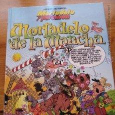 Tebeos: MORTADELO DE LA MANCHA.COLECCIÓN MAGOS DEL HUMOR.2005.. Lote 116402530