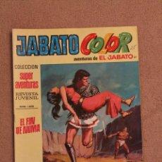 Tebeos: JABATO - EL FIN DE NUMA. Lote 42029569
