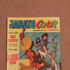 Tebeos: JABATO - LA ESPADA DE KUNDROKHAN. Lote 42029755