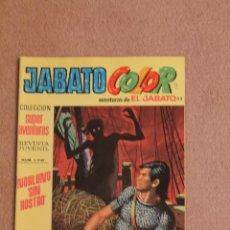 Tebeos: JABATO - NORLUND SIN ROSTRO. Lote 42059233