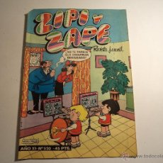 Giornalini: ZIPI Y ZAPE REVISTA JUVENIL. Nº 520. BRUGUERA. Lote 42095352