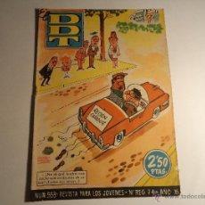 BDs: DDT. Nº 553. III ÉPOCA. BRUGUERA. . Lote 42138580