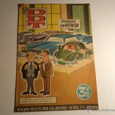 BDs: DDT. Nº 694. III ÉPOCA. BRUGUERA. . Lote 42138599