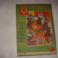 Tebeos: EL DDT Nº 317, EDITORIAL BRUGUERA. Lote 42167903