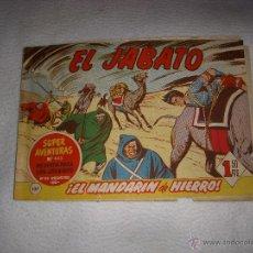 Tebeos: EL JABATO Nº 137, EDITORIAL BRUGUERA. Lote 42208051