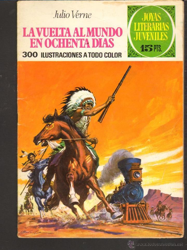 TEBEOS-COMICS CANDY - JOYAS LITERARIAS JUVENILES - VERDE - - 15 PTS - Nº 17 - 1ª EDICION *AA99 (Tebeos y Comics - Bruguera - Joyas Literarias)