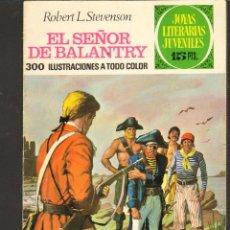 Tebeos: TEBEOS-COMICS CANDY - JOYAS LITERARIAS JUVENILES - VERDE - - 15 PTS - Nº 20 - 2ª EDICION *EE99. Lote 42256471