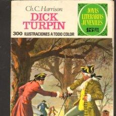 Tebeos: TEBEOS-COMICS CANDY - JOYAS LITERARIAS JUVENILES - VERDE - - 15 PTS - 38 - 1ª EDICION *CC99. Lote 42256609