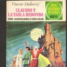 Tebeos: TEBEOS-COMICS CANDY - JOYAS LITERARIAS JUVENILES - VERDE - - 15 PTS - Nº 54 - 2ª EDICION *EE99. Lote 42256709
