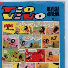 Tebeos: TIO VIVO Nº 503 ** 1970 ** BRUGUERA. Lote 42262730