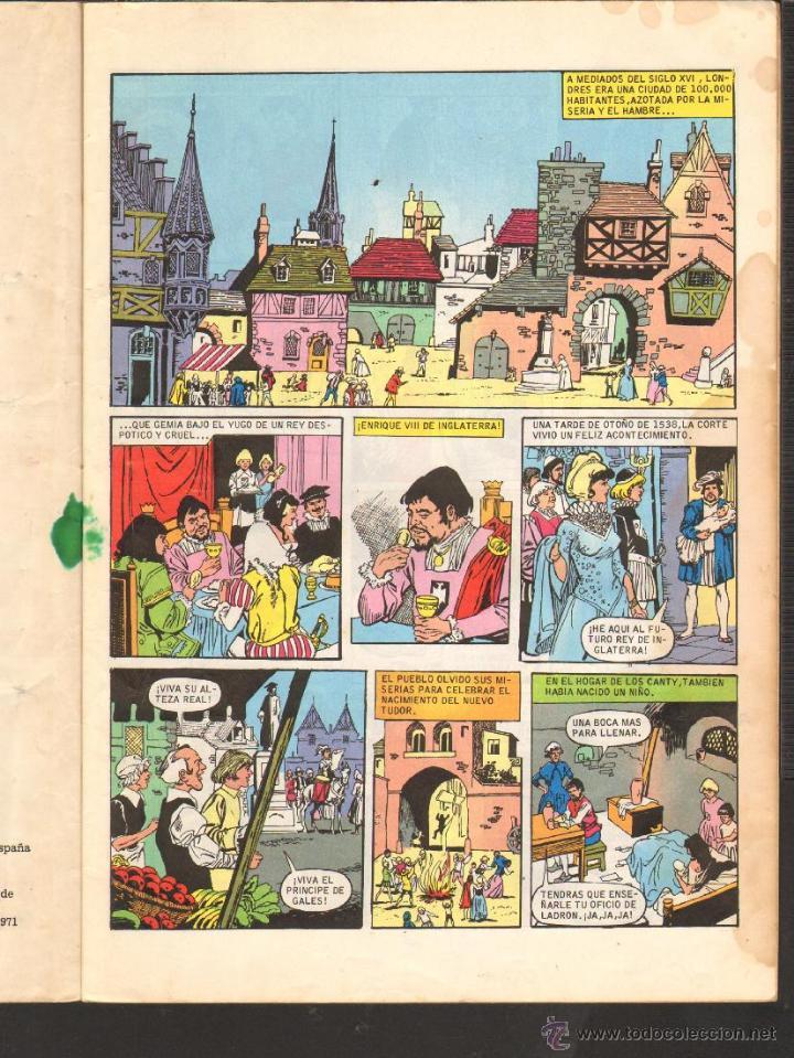 Tebeos: TEBEOS-COMICS CANDY - JOYAS LITERARIAS 32 - 2ª COLECCION - 15 PTS - 1ª EDICION *AA99 - Foto 3 - 42271353