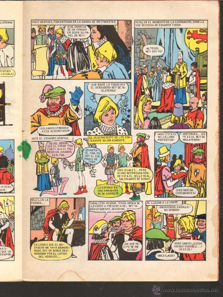 Tebeos: TEBEOS-COMICS CANDY - JOYAS LITERARIAS 32 - 2ª COLECCION - 15 PTS - 1ª EDICION *AA99 - Foto 4 - 42271353