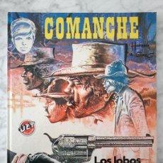 Tebeos: JET - Nº 16 - COMANCHE - LOS LOBOS DE WYOMING - ED. BRUGUERA - 1984 - 1ª EDICIÓN (IMPECABLE). Lote 42272568