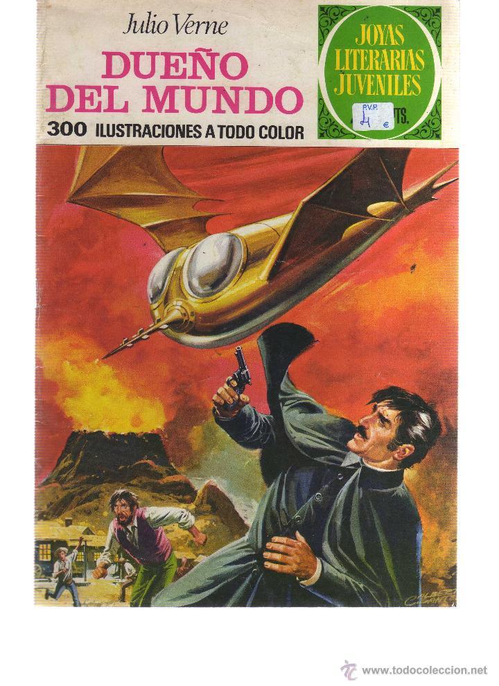 JOYAS LITERARIAS JUVENILES NUMERO 114 - CJ45 (Tebeos y Comics - Bruguera - Joyas Literarias)