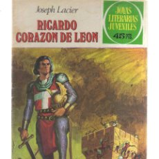 Tebeos: JOYAS LITERARIAS JUVENILES - NUMERO 19 - CJ44. Lote 42322867