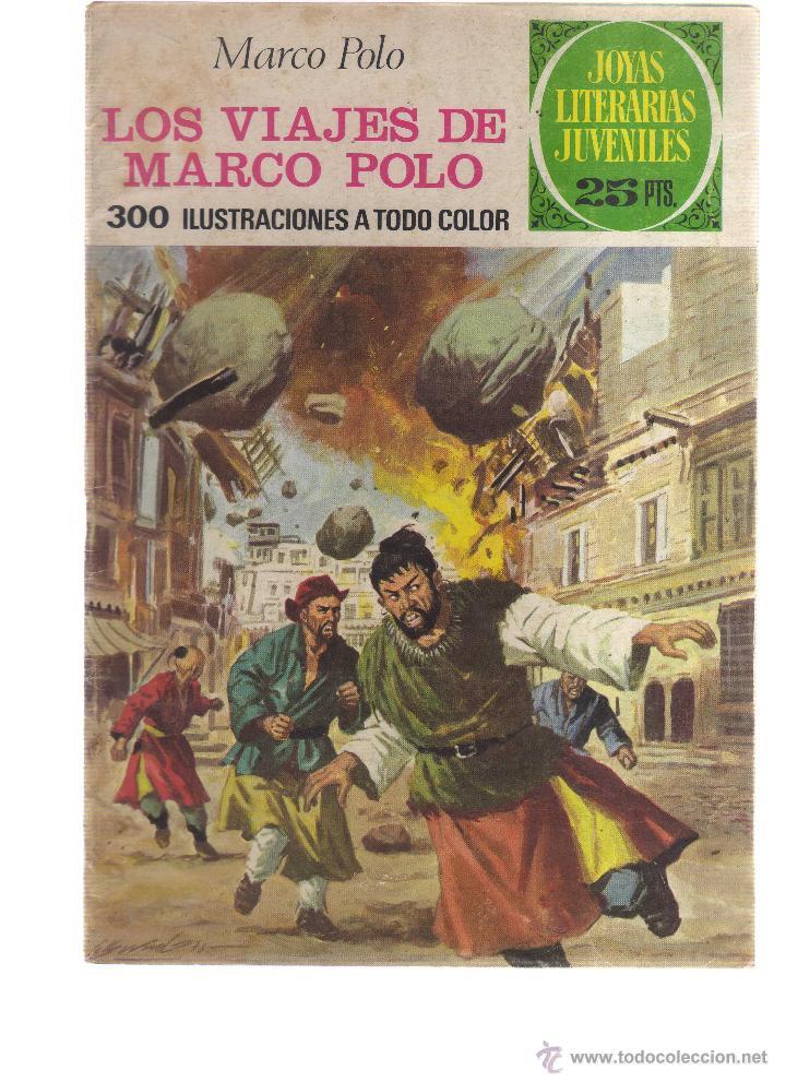 JOYAS LITERARIAS JUVENILES - NUMERO 166 - CJ44 (Tebeos y Comics - Bruguera - Joyas Literarias)