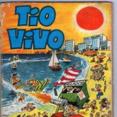 Tebeos: TIO VIVO ** EXTRA VACACIONES 1967 ** BRUGUERA. Lote 42325234