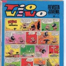 Tebeos: TIO VIVO Nº 508 ** 1976 ** BRUGUERA. Lote 42325298