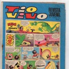Tebeos: TIO VIVO Nº 476 ** 1970 ** BRUGUERA. Lote 42325339