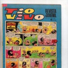Tebeos: TIO VIVO Nº 523 ** 1971 ** BRUGUERA. Lote 42325446