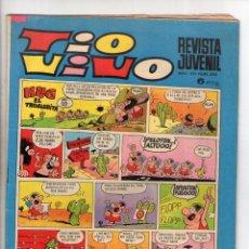 Tebeos: TIO VIVO Nº 509 ** 1970 ** BRUGUERA. Lote 42325466