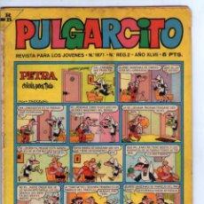 Tebeos: PULGARCITO Nº 1871 ** BRUGUERA. Lote 42325977