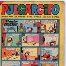 Tebeos: PULGARCITO Nº 1888 ** BRUGUERA. Lote 42325997
