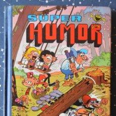 Tebeos: SUPER HUMOR - VOLUMEN X - 3º EDICION 1981 - ZIPI Y ZAPE - MORTADELO Y FILEMON - PEPE GOTERA - SACARI. Lote 42337634