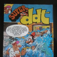 Tebeos: SUPER DDT Nº 93 BRUGUERA. Lote 42365617
