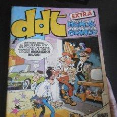Tebeos: DDT EXTRA HUMOR BLANCO Nº 48 BRUGUERA. Lote 42365659