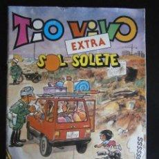 Tebeos: TIO VIVO EXTRA Nº 61 SOL SOLETE BRUGUERA. Lote 42369320