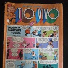 Tebeos: TIO VIVO Nº 766 REVISTA JUVENIL BRUGUERA. Lote 42369865